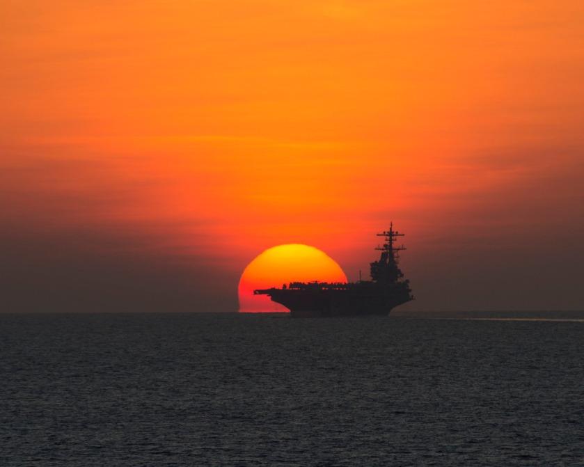 CVN Sunset-1024x818