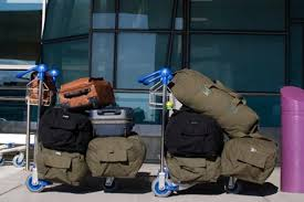 Military Baggage
